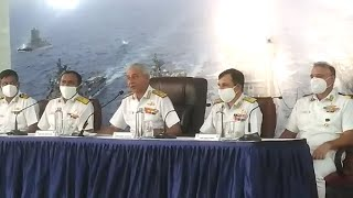 Visakhapatnam: Due to Covid pandemic, Navy Day activities toned down