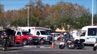 Bay Area - Felony Hit & Run 6 Car Pile-Up In San Mateo CA On El Camino Real & 20th Avenue!