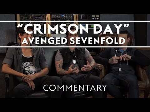 Avenged Sevenfold - Crimson Day [Commentary]