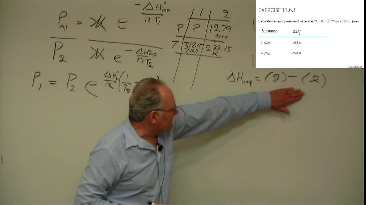 11 6: Properties of Liquids - Chemistry LibreTexts