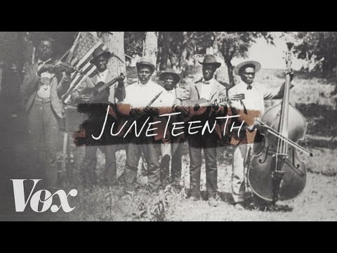 Why all Americans should honor Juneteenth смотреть видео онлайн