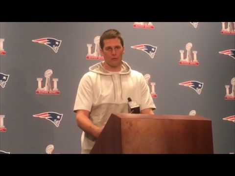 Tom Brady discusses why Bill Belichick's coaching style works for him (Patriots Super Bowl 2017)