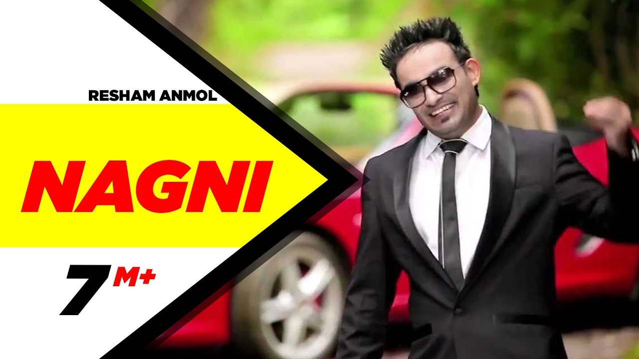 Download Nagni   Resham Anmol   Bhinda Aujla   Full Official Music Video