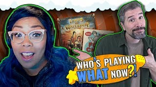 Who's Playing What Now?! + Top 10 Popular Board Games September 2019