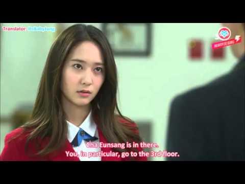 ENG SUB f(x) Krystal The Heirs ep 13 cut