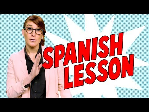 Spanish Words That TRICK You - Joanna Rants
