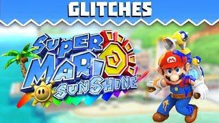 Super Mario Sunshine Glitches - Game Breakers