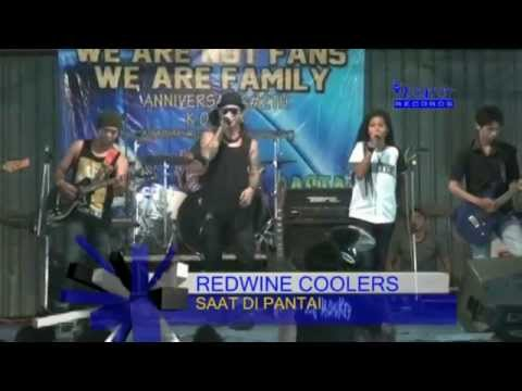 REDWINE COOLERS - SAAT DI PANTAI - KOMUNITAS REGGAE INDRAMAYU BARAT - THE BONTOT RECORDS