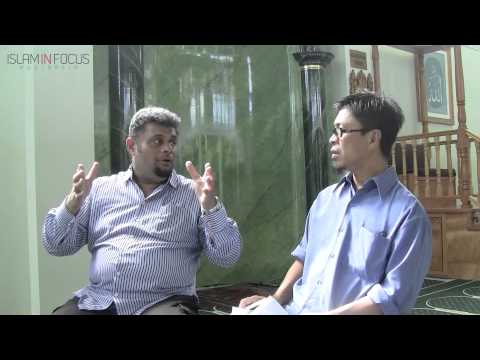 The Islamic Society of Gold Coast (ISGC)    Interview With Hussain Baba