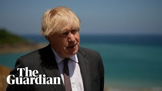 'Got to be cautious': Johnson hints lifting of England lockdown will be delayed