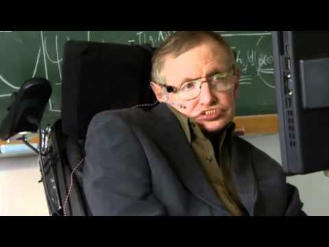 Professor Stephen Hawking Loses Higgs Boson God Particle Existence Bet