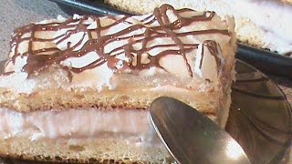 Торт Бритта.  Рецепт диетического торта. Диета Дюкана.