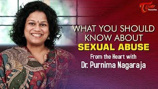 What You Should Know About This Kind Of Abuse || From The Heart With Dr  Purnima Nagaraja