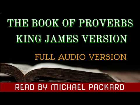 The Book Of Proverbs Audiobook