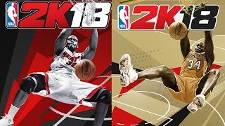 NBA 2K18 Shaq Legend Edition Gold Pre Order Details! Release Date