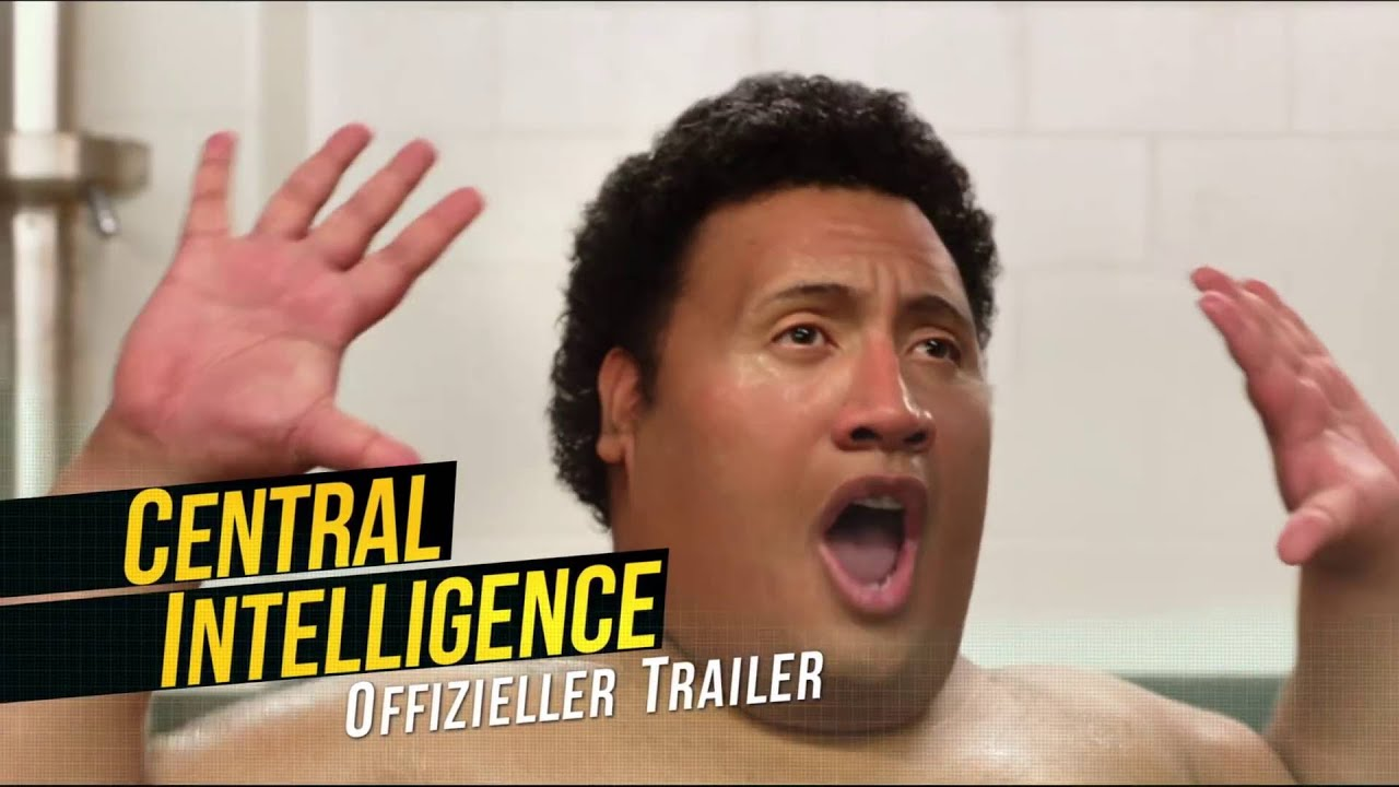 Download CENTRAL INTELLIGENCE Offizieller Trailer 2 [HD]