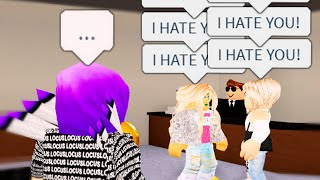 These 2 CRAZY Ladies Interrupted My Expensive Shopping! The Owner Was Mad! (Roblox)