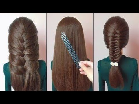 easy-hair-style-for-long-hair-|-top-10-amazing-hairstyles-tutorials-compilation-2020
