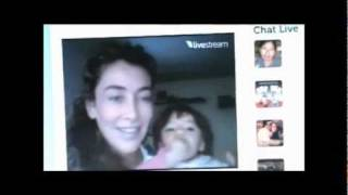 Marcela Carvajal: 2do Twitcam part 1