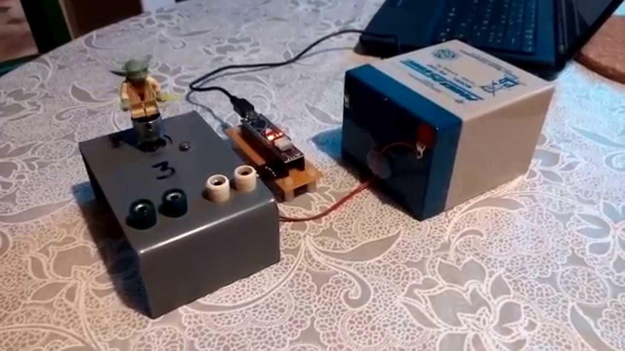 arduino nano drv8825 moteur pas pas youtube. Black Bedroom Furniture Sets. Home Design Ideas