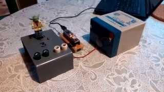 Arduino nano + DRV8825 + moteur pas-à-pas