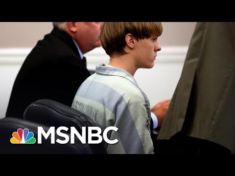 Jury In Dylann Roof Trial Hears 911 Call From Polly Sheppard | MSNBC