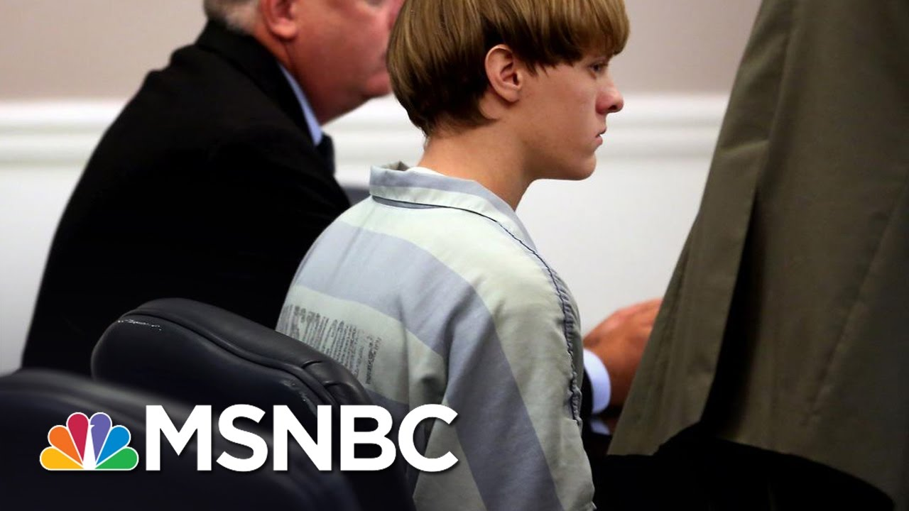 Jury In Dylann Roof Trial Hears 911 Call From Polly Sheppard  MSNBC