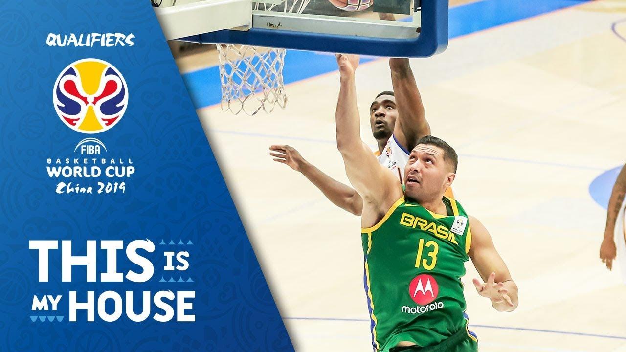 Virgin Islands v Brazil - Full Game - FIBA Basketball World Cup 2019