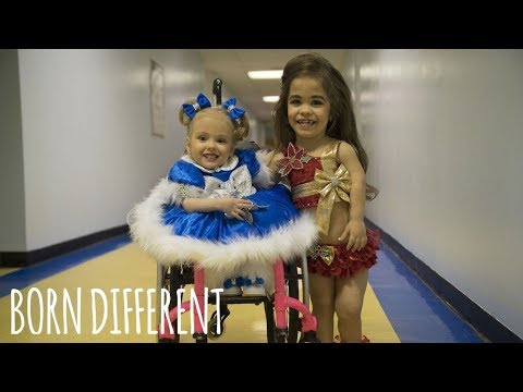 Disabled Sisters Are Queens Of Beauty Pageant | BORN DIFFERENT