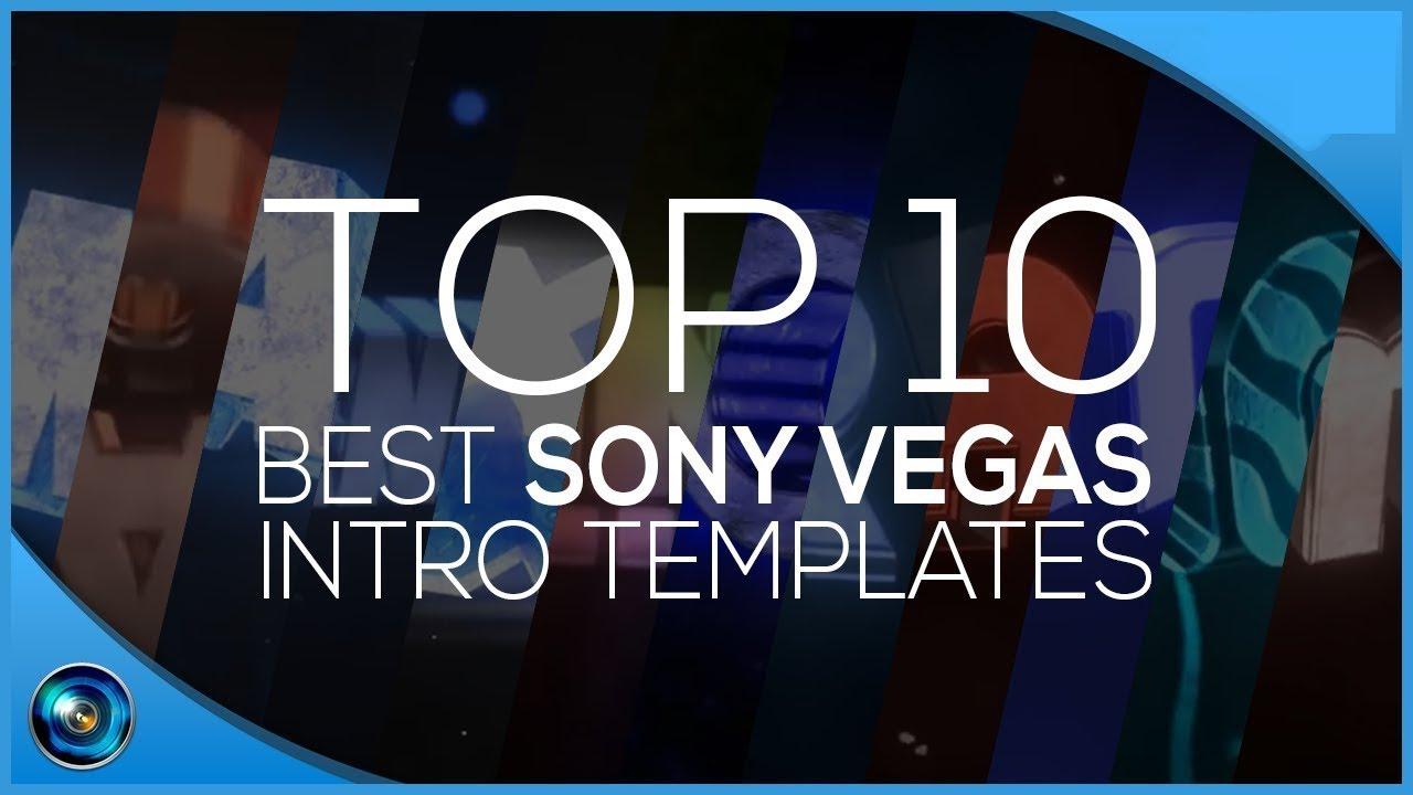 Intros 2018 Editables 2d Templates Para Sony Vegas 11 12 13