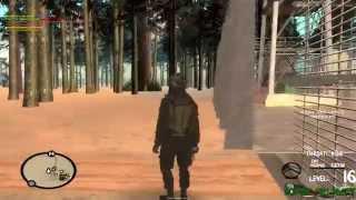 Обзор MTA зомби сервера первая часть