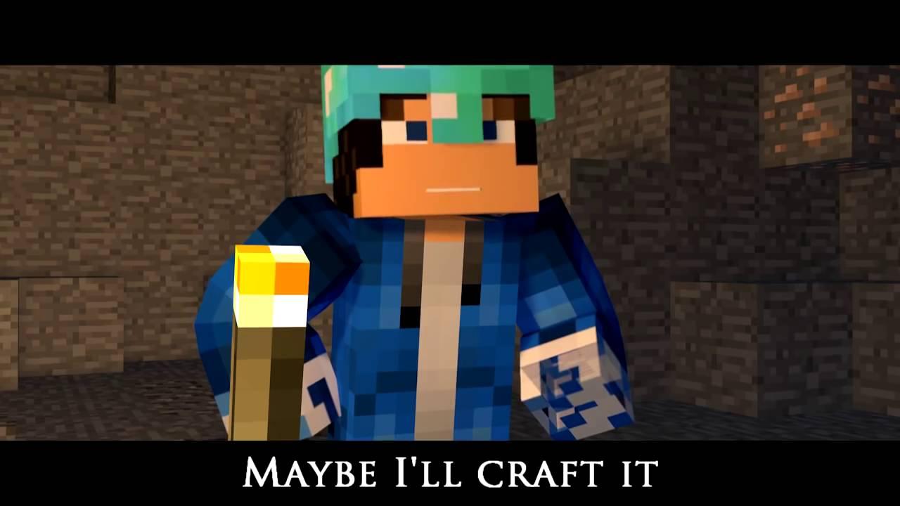 Minecraft Parody Of Crafted