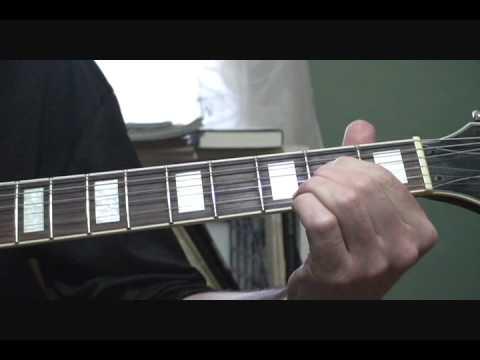 Tom Petty - Don't Come Around Here No More  (Guitar Lesson)