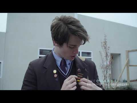 #MakingTheChangeover - Nicholas Galitzine On Day 6 Of The Shoot