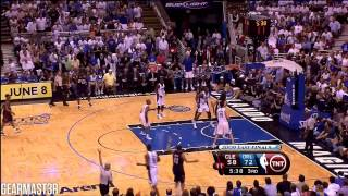 2009 ECF - Cleveland vs Orlando - Game 6 Best Plays