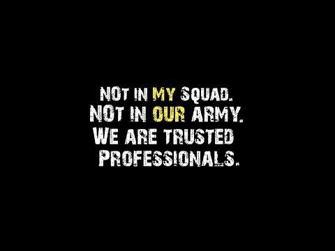 """Not In My Squad"" Program"