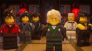 The Lego Ninjago Movie Tribute.