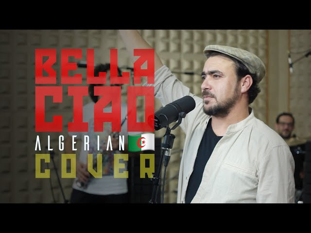 Chibane - Bella ciao (Algerian version) | live studio session