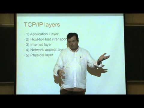 Networking TCP/IP