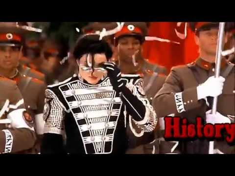 Michael Jackson's History Introduction