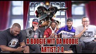 Gambar cover A Boogie wit da Hoodie - Artist 2 0 Full Album Reaction