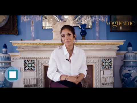 منى زكي تكشف أسرارها مع زوجها أحمد حلمي في المنزل