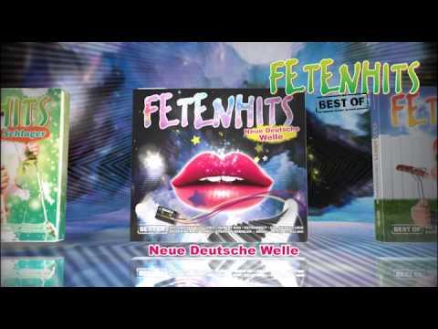 Fetenhits – Best of – die neuen 3CD Boxen