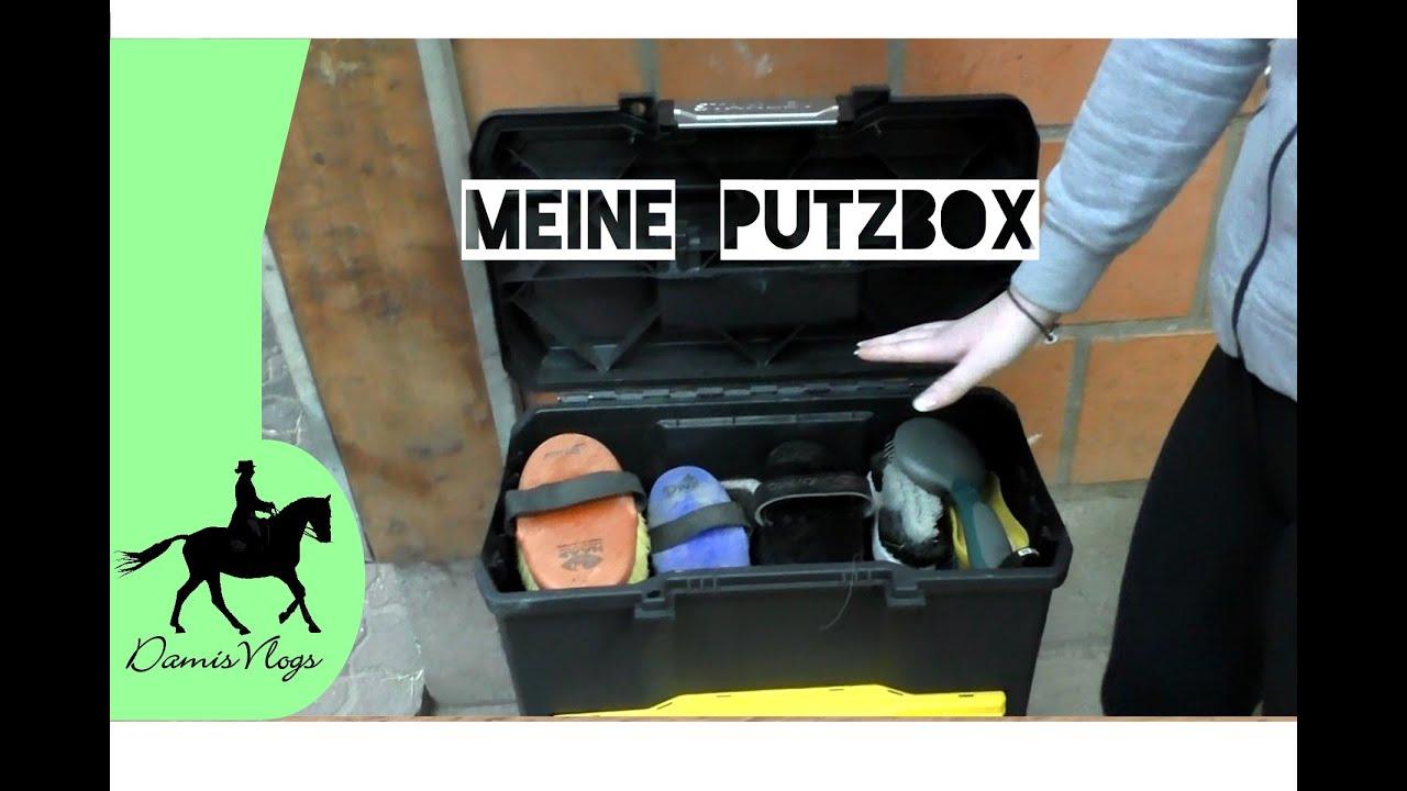ich zeige euch meine putzbox damisvlogs youtube. Black Bedroom Furniture Sets. Home Design Ideas
