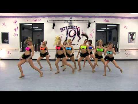 Fiesta Group Dance - Team Chloe Dance Project - Chloe Lukasiak