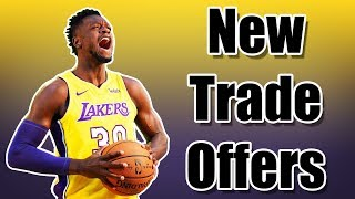 NEW Trade Offers For Julius Randle