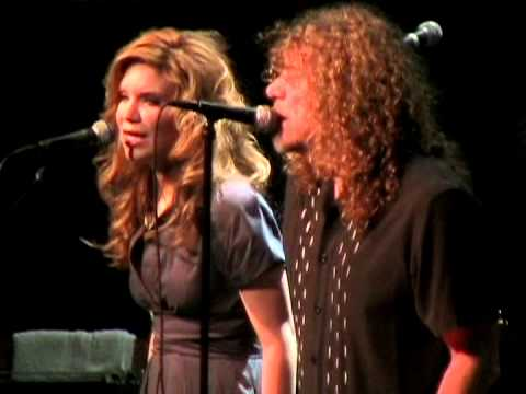 Robert Plant and Alison Krauss 6-10-08 Part 1