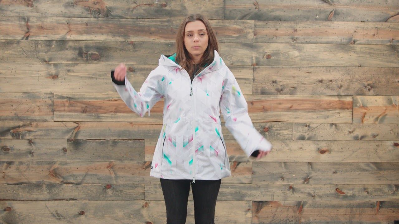 2018 686 Hydra Womens Insulated Snowboard Jacket
