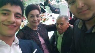Свадьба сестры. Муха и Аман в Алмате.