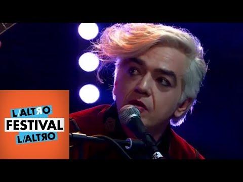 """Morgan e Bugo """"Video Killed The Radio Star"""" - L'AltroFestival"""